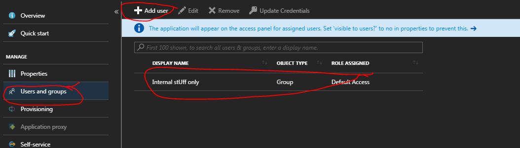 Block guest/external users from internal Enterprise Azure